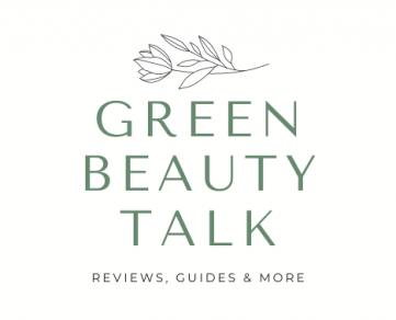 Green beauty talk logo